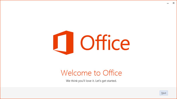 Videotutorial de configuración del Office para Windows 8 en euskera - Image